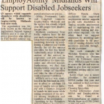 disable jobseekers
